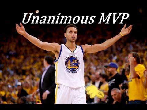 Stephen Curry - Unanimous MVP (2016 Season...