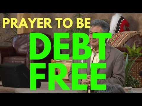 Prayer To Be Debt Free - Mel Bond