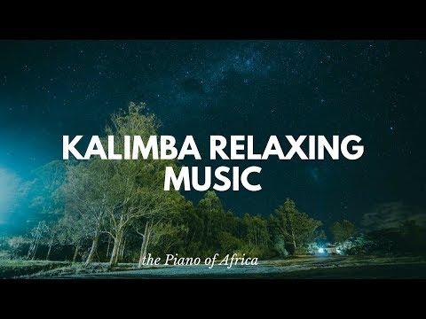 Beautiful Kalimba/Mbira Relaxing Meditation Music - Sleep and Relaxation Music