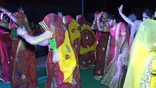 Rajasthani wedding Performance | New Shekhawati Marriage Dance Video 2018 | Shekhawati Studio