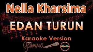 Nella Kharisma - Edan Turun KOPLO (Karaoke Lirik Tanpa Vokal)