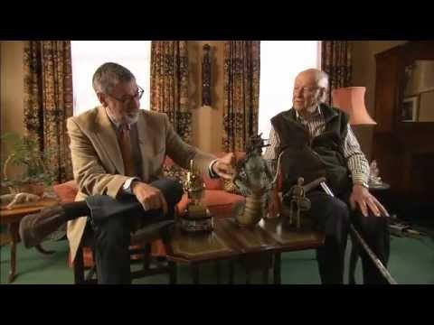 John Landis & Ray Harryhausen in conversation at BAF 2010