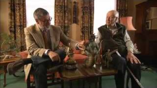 John Landis & Ray Harryhausen in conversation at BAF 2010