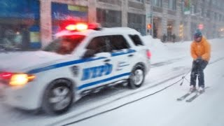 Repeat youtube video SNOWBOARDING WITH THE NYPD