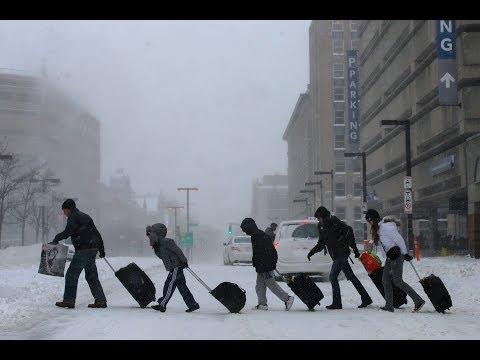 Polar Vortex To Plunge US Temperatures to -50C