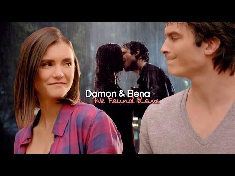 Damon & Elena | We Found Love