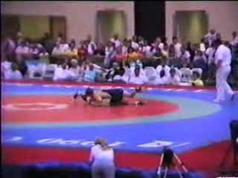 John Smith v. Tom Brands 1991 US Open