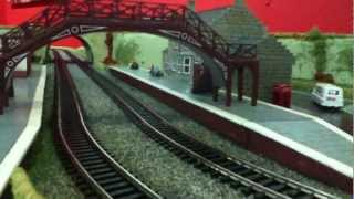 Hornby Thomas Train Table At Hornby Margate Part 2