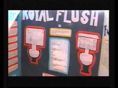 Science Fair Projects Examples And Display Ideas Youtube