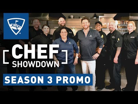 Chef Showdown | Season 3 Promo | Topgolf