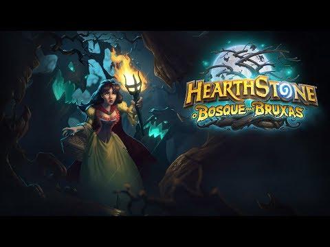 Hearthstone: O Bosque das Bruxas (Trailer)