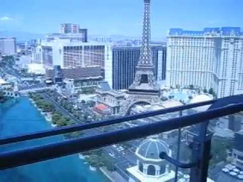 Terrace One Bedroom   Fountain View @ The Cosmopolitan Of Las Vegas 7/21/12    YouTube
