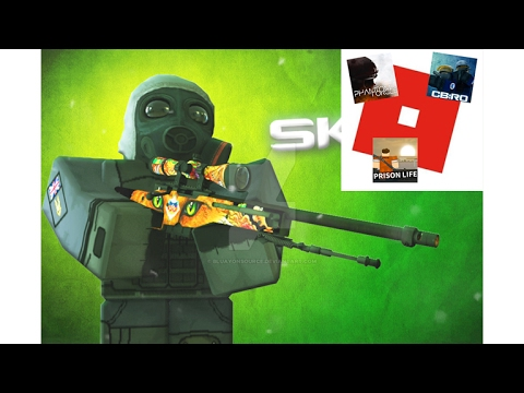 Roblox - How To Play Counter Blox #1