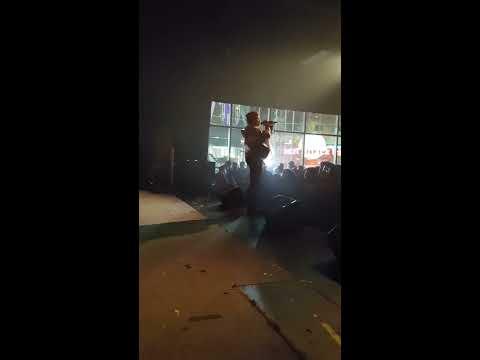 DEJ LOAF Concert At Las Vegas Fremont Experience LVCS