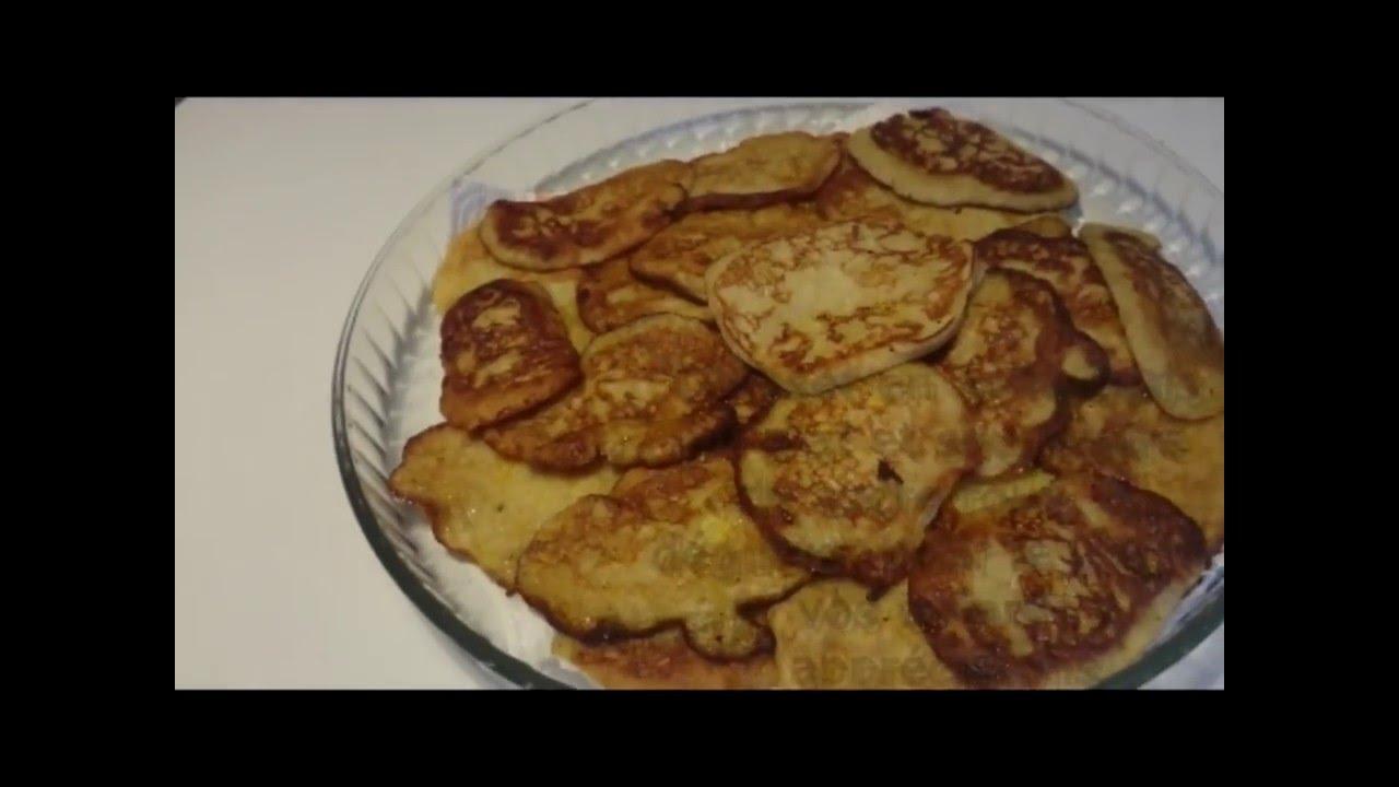 Recette beignet de banane 974 youtube for Cuisine 974