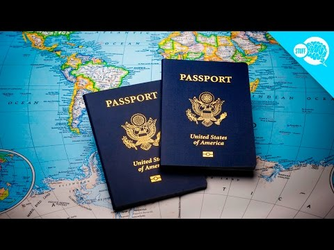 Why Do I Need A Passport To Travel?