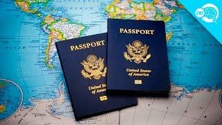 mqdefault Filevisa Stamps On A Brazilian Passport