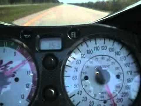 Mpg Motos Suzuki Gsxr 1300 Hayabusa Turbo ÃÆ€ 360Kmhmpg