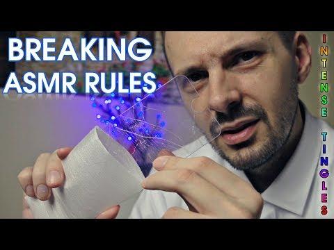 Breaking ASMR Rules (Intense Experience)