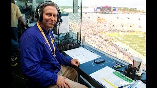 LSU Baseball Announcer Bill Franques Diagnosed with Prostate Cancer