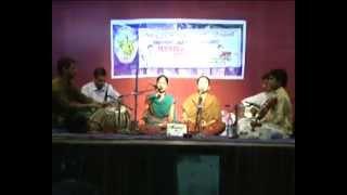 Shri Sharadaambaa Bhaje-Sringeri sisters-Kum Sharada & Kum Shrilakshmi