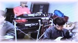 1986年、カシオペアに憧れてコピーバンドを作りました。練習風景ですが...