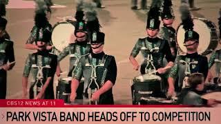Park Vista Performers on CBS News 12 11.11.19