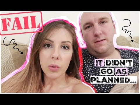 IT DIDN'T GO AS PLANNED... | WEEKEND VLOG | KERRY CONWAY