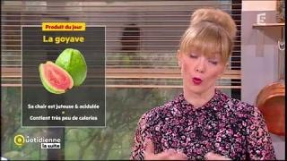 Produit du jour : les fruits exotiques