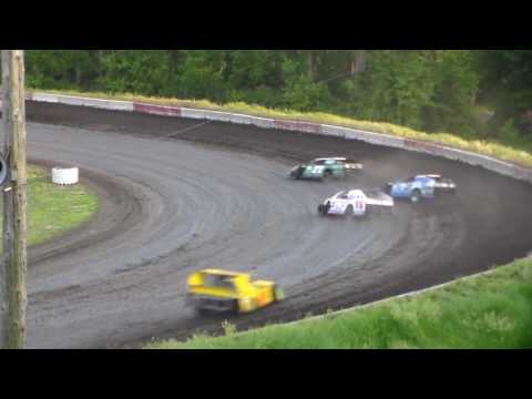 Modified Heat 2 @ Hamilton County Speedway 06/10/17