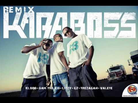 GPRO ft Valete, Kloro, Sam The Kid, Lizzy, Trez Agah e G2 - Kara Boss -Remix