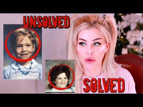 WHAT HAPPENED TO MONICA DaSILVA & APRIL MARIE RHODES| UNSOLVED & SOLVED COLD CASES