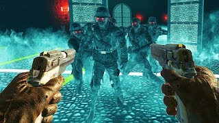 """""""NEW"""" CALL OF DUTY NEON DUNGEON ZOMBIE SURVIVAL! (COD Custom Zombies)"""