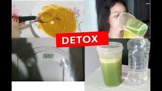 Dieta detox liquida de um dia