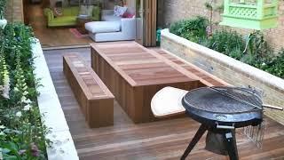 Gambar cover Mejores 184 dise±o de decoracion patios y terrazas en