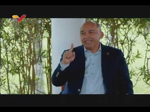 Francisco Torrealba entrevistado en Aquí con Ernesto Villegas, 12 septiembre de 2021