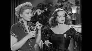 All About Eve (1950): Classic Scene - Fasten Your Seatbelts - Bette Davis - Marilyn Monroe