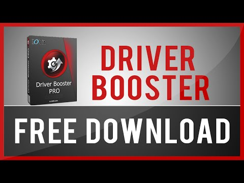 IObit Driver Booster PRO 5.0.3.360 + Serial Key (Legit)