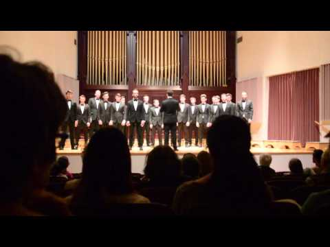 Raglan Road - Maynooth University Chamber Choir