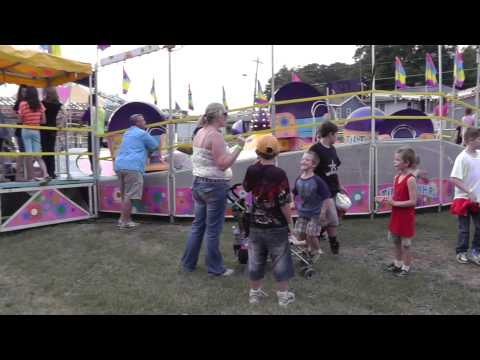 Bartow County Fair 2012 - A Walk Through