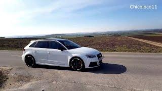Audi RS3 8V Sound RS Sportabgasanlage