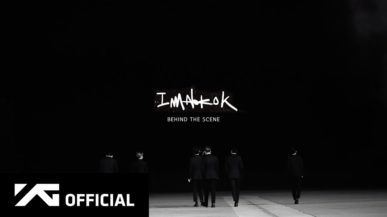 iKON - 'I'M OK' M/V MAKING FILM
