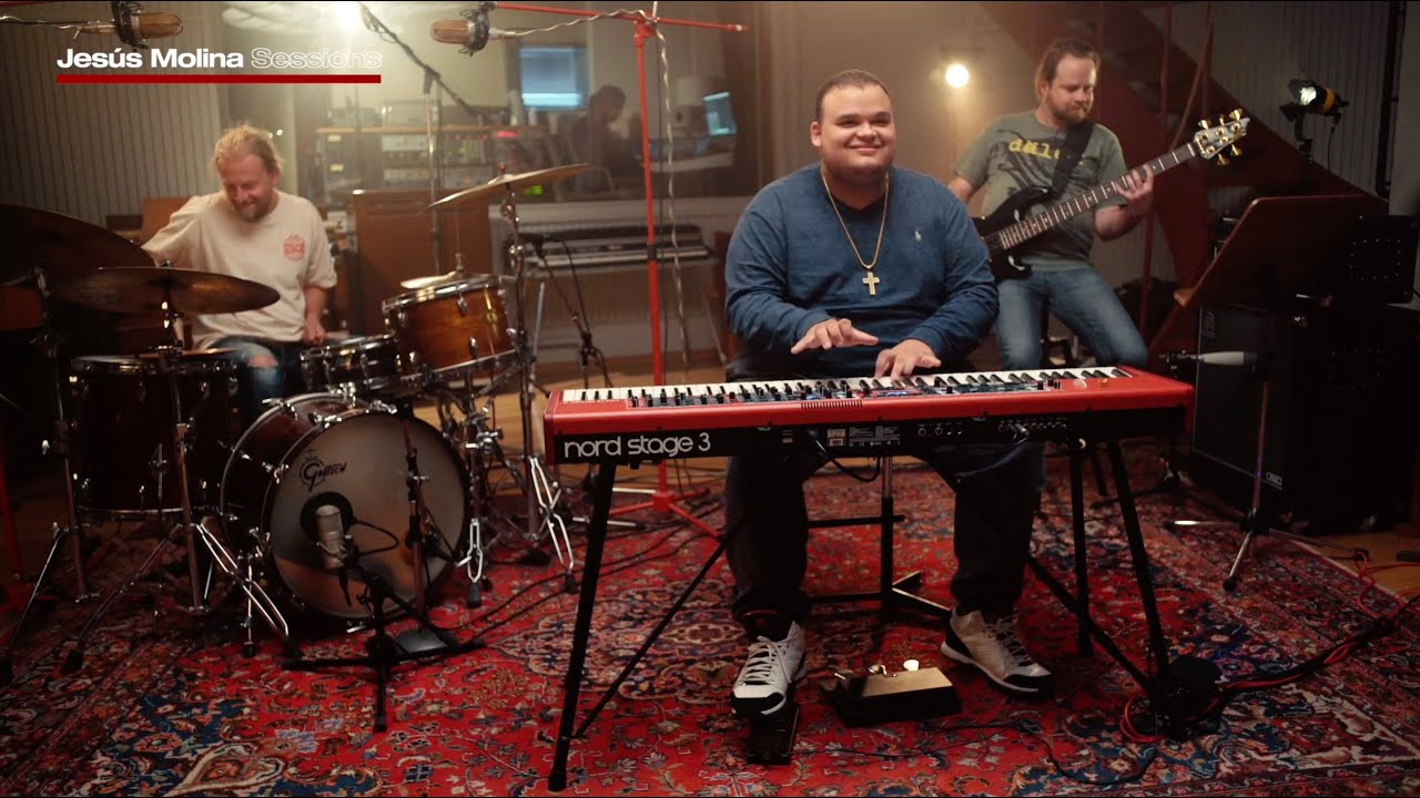 Nord Live Sessions: Jesús Molina - #7 Gospel Shout / Smooth Funk