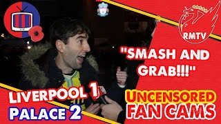 """Smash and grab!"" 