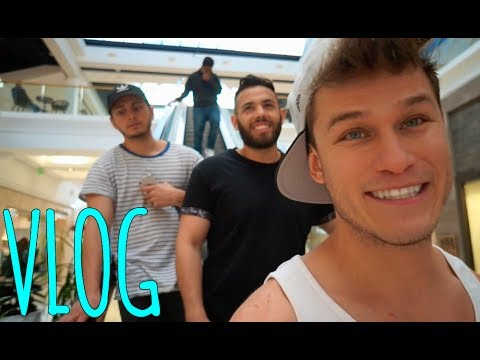 Male Romper Shopping (Vlog 533)