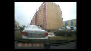 ДТП в городе Ноябрьске (ЯНАО) thumbnail