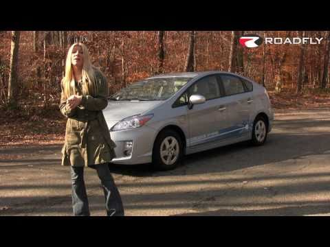 Roadfly.com - Toyota Prius Plug-in Hybrid the Prius PHV Review & Road Test