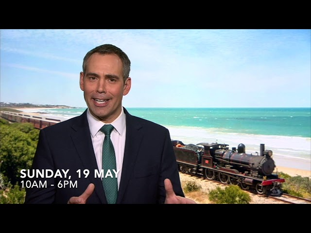 All Aboard the SteamRanger with Brenton Ragless (May 19 2019)