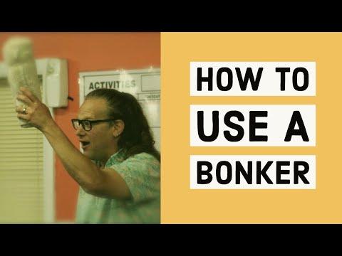 How to use the bonker, DIY Dog Training Leash Reactivity