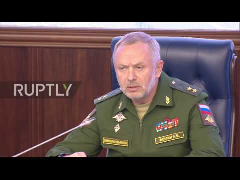 Russia: Syria safe zones memorandum to come into force at midnight - MoD